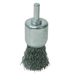 Brocha de acero ondulado 24 mm.