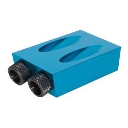 Guía para agujeros ocultos 6, 8 y 10 mm