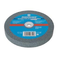 Muela esmeril 150 x 20 mm.  grano 60 de óxido de aluminio
