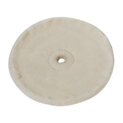 Rueda pulidora 150 mm. de algodón