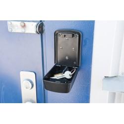 Caja de seguridad con combinación para llaves
