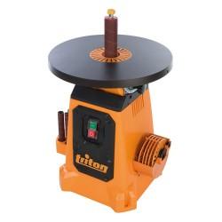 Lijadora de husillo oscilante TSPS370 con mesa basculante  350 W