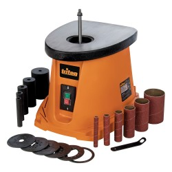 Lijadora de husillo oscilante 450 w. TSPS450
