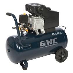 Compresor de aire 50 litros, 2 CV